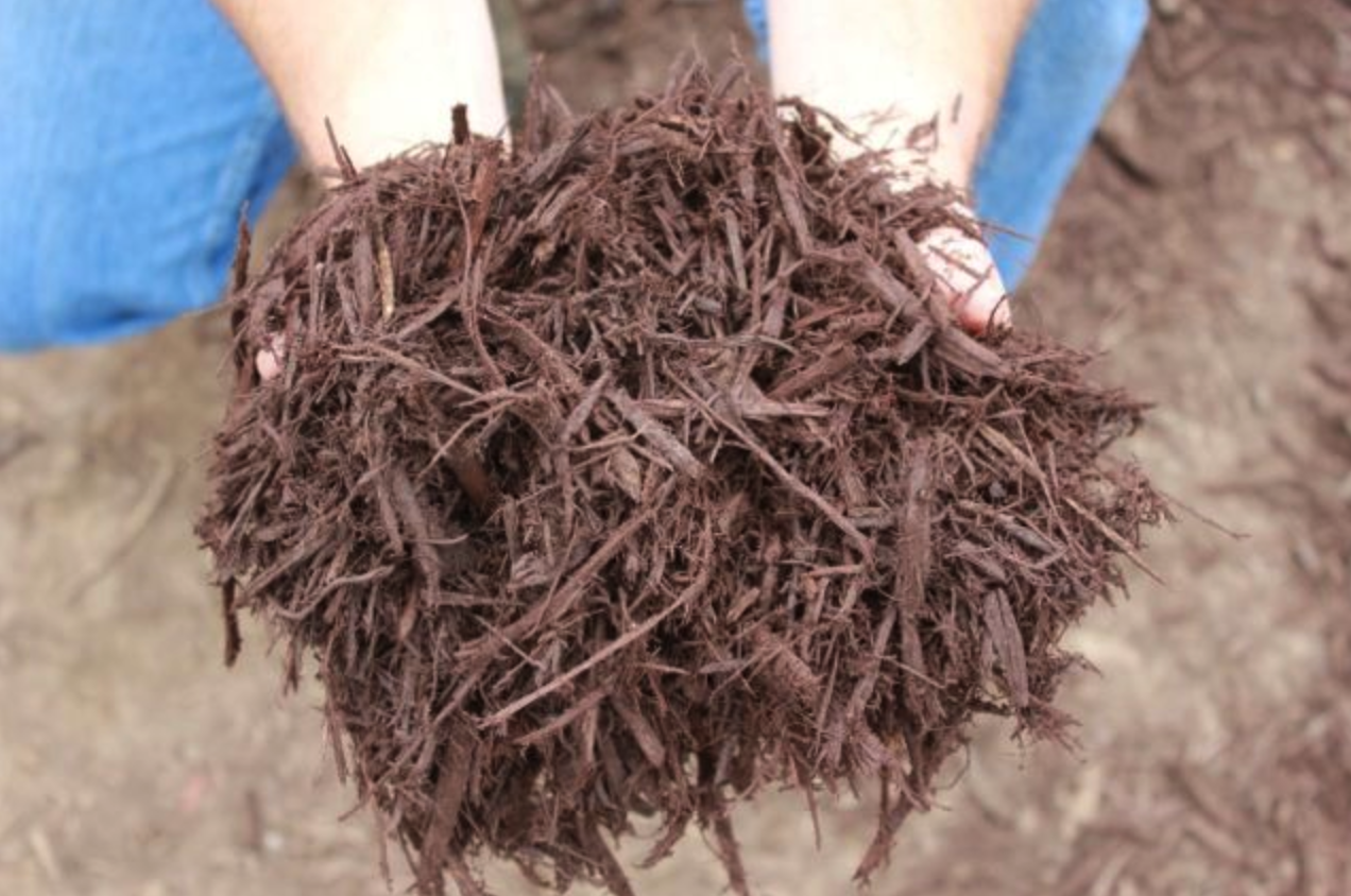 Brown mulch for Sale in Charlotte by Latino Rentals