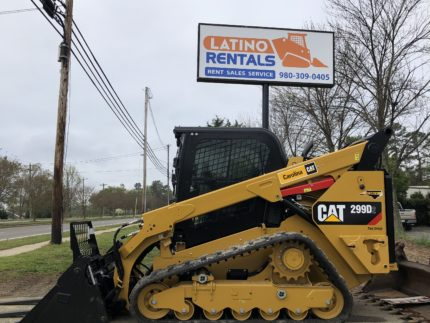 Skid for Rent in Charlotte by Latino Rentals